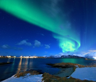 In Search of the Northern Lights
