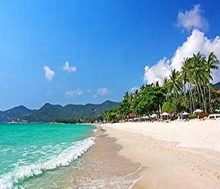 Charming Southeast Asian Holiday Season