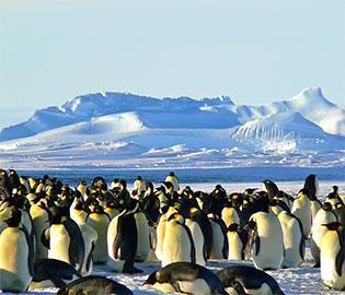 Antarctica Eclipse