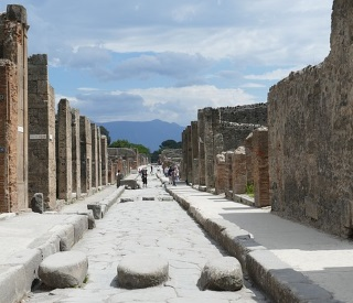 Middle East, Egypt & the Pompeii Ruins