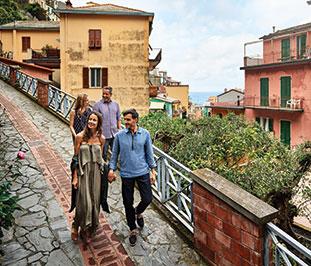 CRUISETOUR: Classic Italian Journey