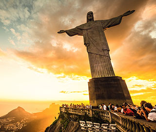 Tango, Rio, Caribbean & Ramblas