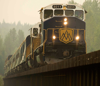 RAIL & SAIL: First Passage to the West & the Great Alaskan Explorer