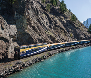 RAIL & SAIL: Journey Through the Clouds to the Alaskan Inside Passage