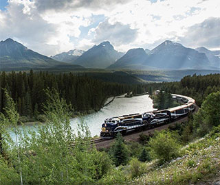 RAIL & SAIL: First Passage to the West & the Alaskan Dream