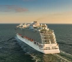 Auckland, New Zealand to Sydney, Australia cruise