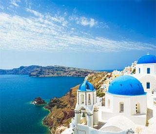 Greek Isles & Italian Gems