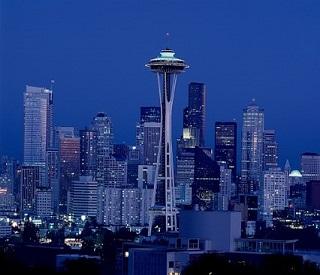 Vancouver to Seattle, Washington cruise