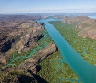 Coast of Western Australia - The Kimberley