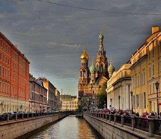 St Petersburg & The Baltic