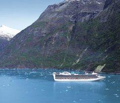 Vancouver, British Columbia to Anchorage (Whittier), Alaska cruise