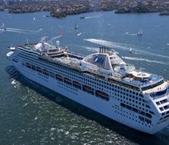 Sydney, Australia to Brisbane, Australia cruise