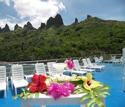 Tahiti Sounds Nice!