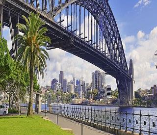 Serenade Sydney Harbour