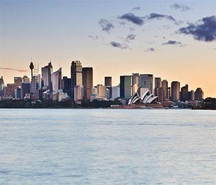 Australia To Asia Voyage