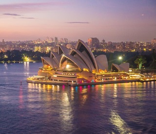 Round Australia with Coral Princess