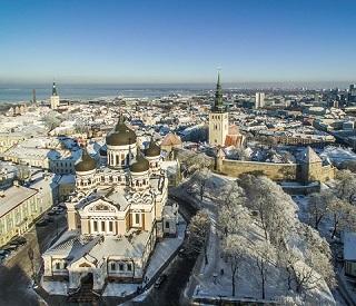 Resplendent Baltics & Norway
