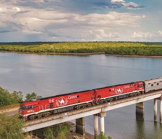 PLATINUM SALE The Ghan