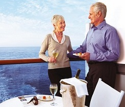 Los Angeles, California to Vancouver, British Columbia cruise