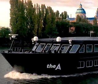 Dashing through the Danube