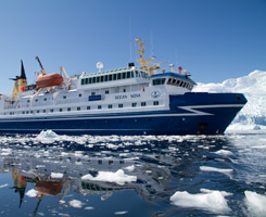 Antarctica Immersion Fly & Cruise