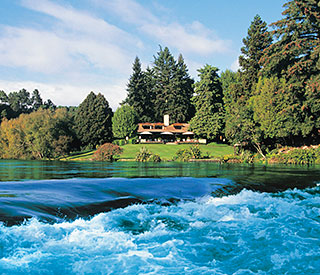 GRILL EXPERIENCE: Huka Lodge and the Queen Elizabeth