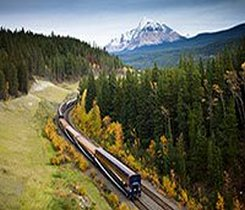 2016 - 2017 Canadian Rockies Excursion VC & Pre Cruise