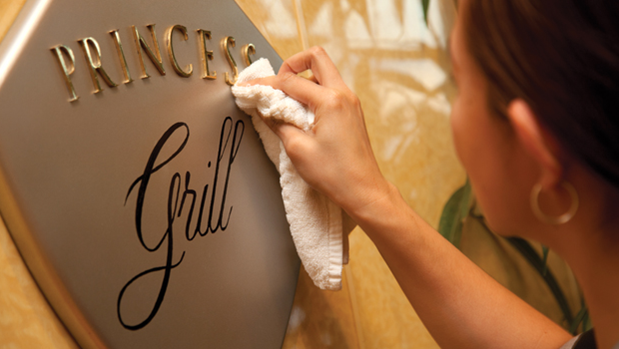 Princess Grill Restaurant
