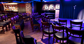 Norwegian EPIC Headliners Comedy Club featuring The Second City comedy.