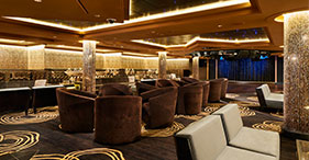 Norwegian Gem cruise ship Bliss Ultra Lounge & Night Club