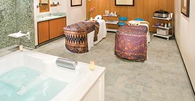 Norwegian Gem cruise ship Yin & Yang Spa and Beauty Salon.