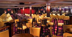 Norwegian Cruise Line Spinnaker Lounge
