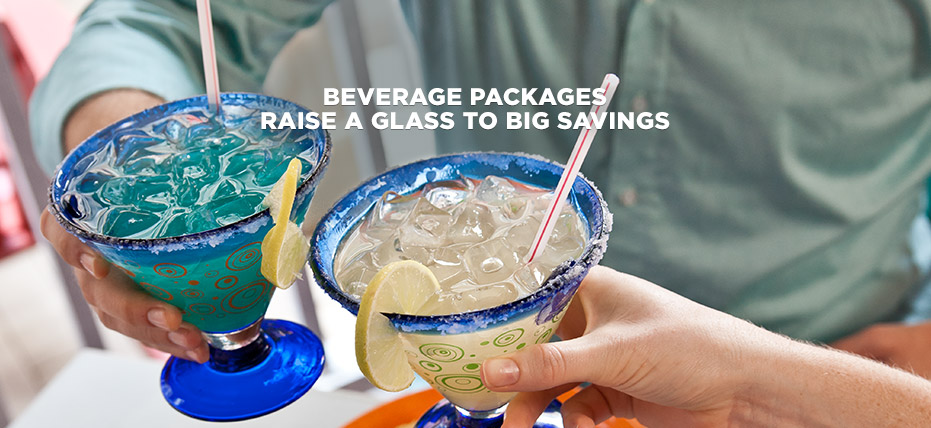 Beverage Packages